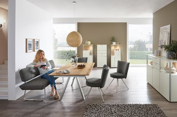 esszimmer esstische esstisch et159 klu massiv venjakob m bel vorsprung durch design. Black Bedroom Furniture Sets. Home Design Ideas