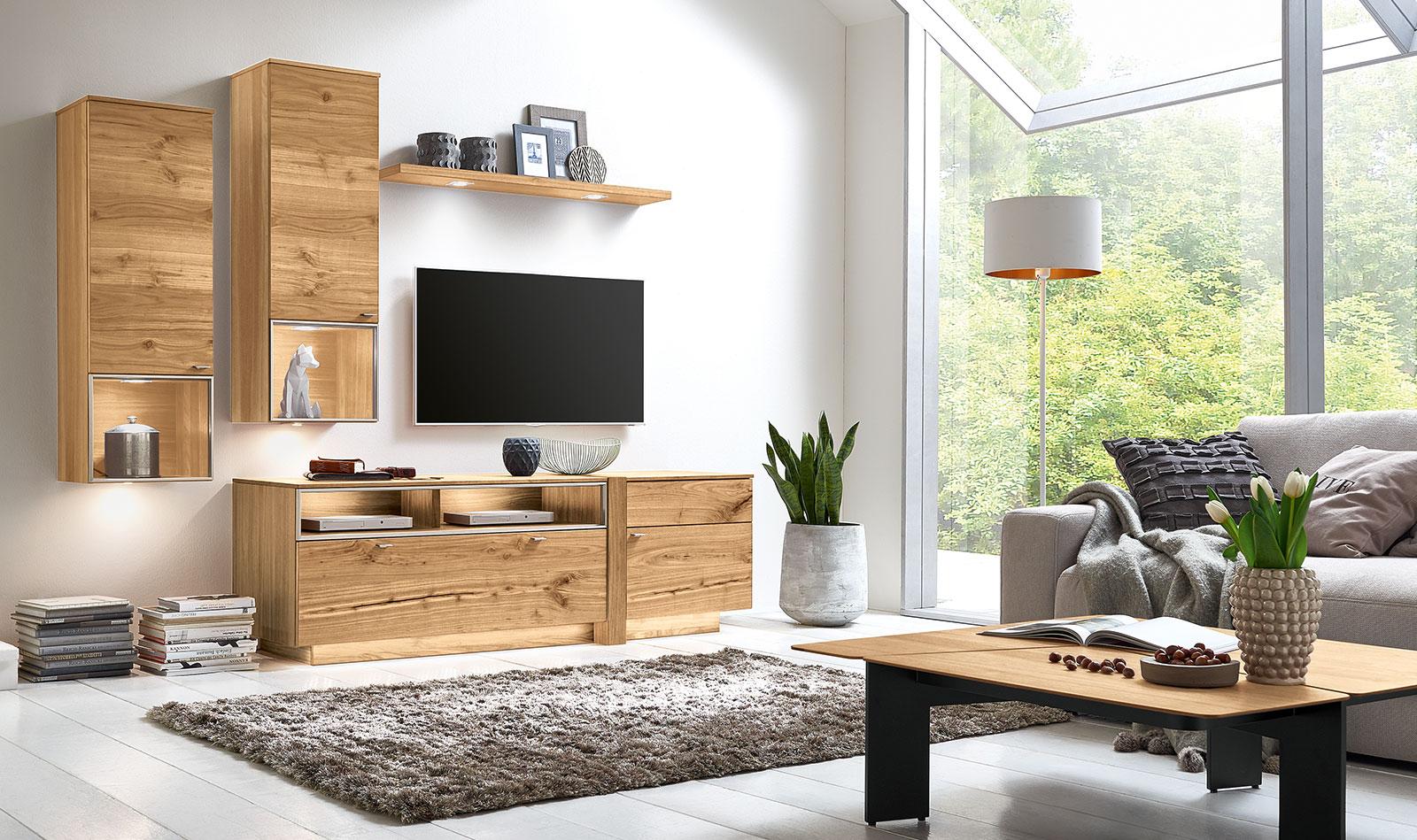 Wohnzimmer - Programme - albero - Venjakob Möbel - Vorsprung durch