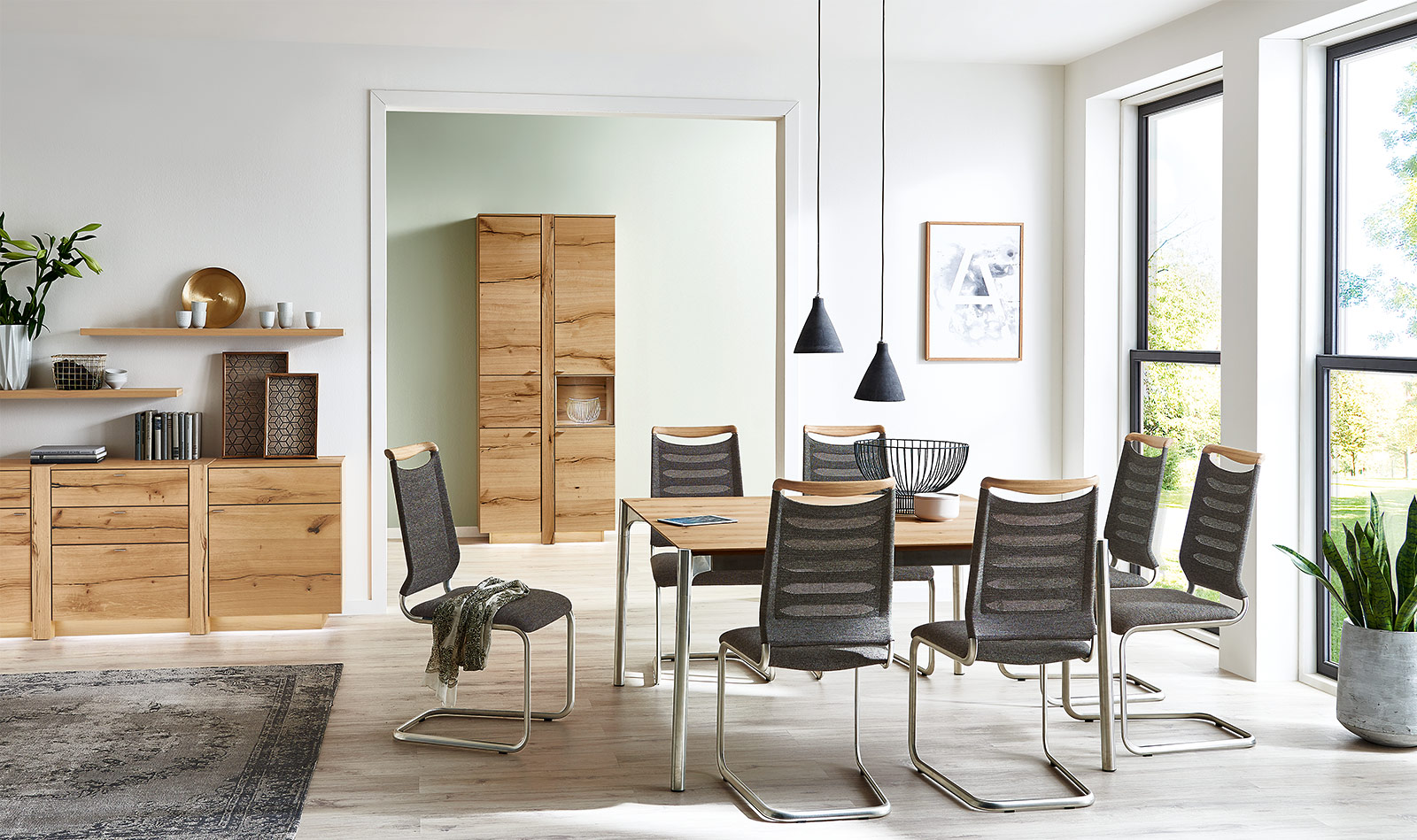Dining rooms ranges albero venjakob m bel for Sideboard esszimmer design