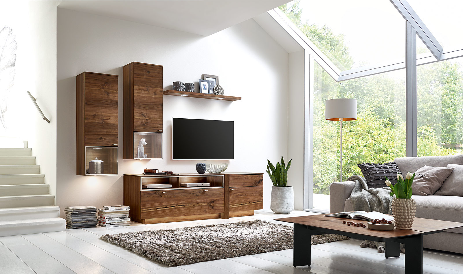 Wohnzimmer - Programme - Albero - Venjakob Möbel - Vorsprung Durch ... Wohnzimmer Design Programm