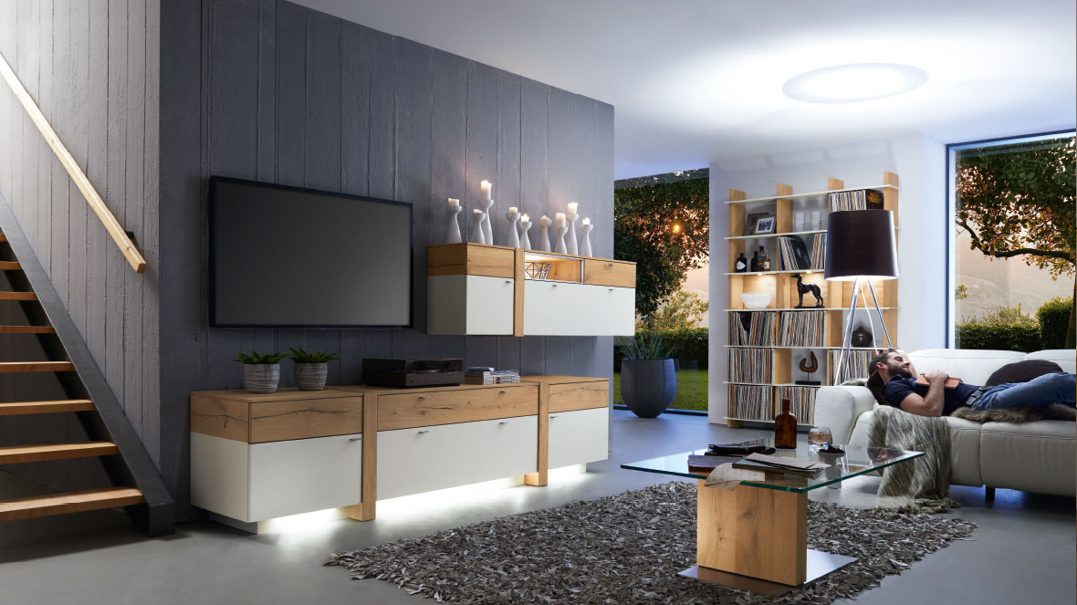 living rooms ranges albero venjakob m bel. Black Bedroom Furniture Sets. Home Design Ideas