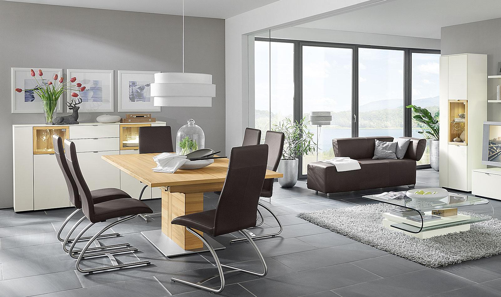 esszimmer programme andiamo venjakob m bel vorsprung durch design und qualit t. Black Bedroom Furniture Sets. Home Design Ideas