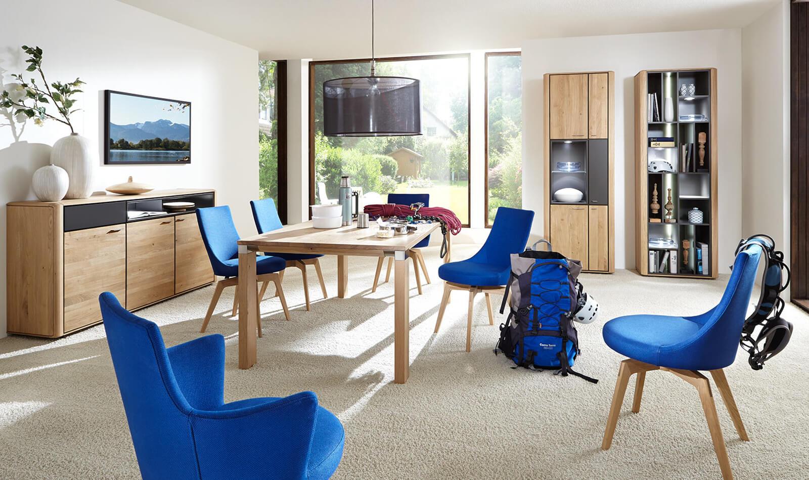 DINING ROOMS - Ranges - emilio - Venjakob Möbel - Vorsprung durch ...