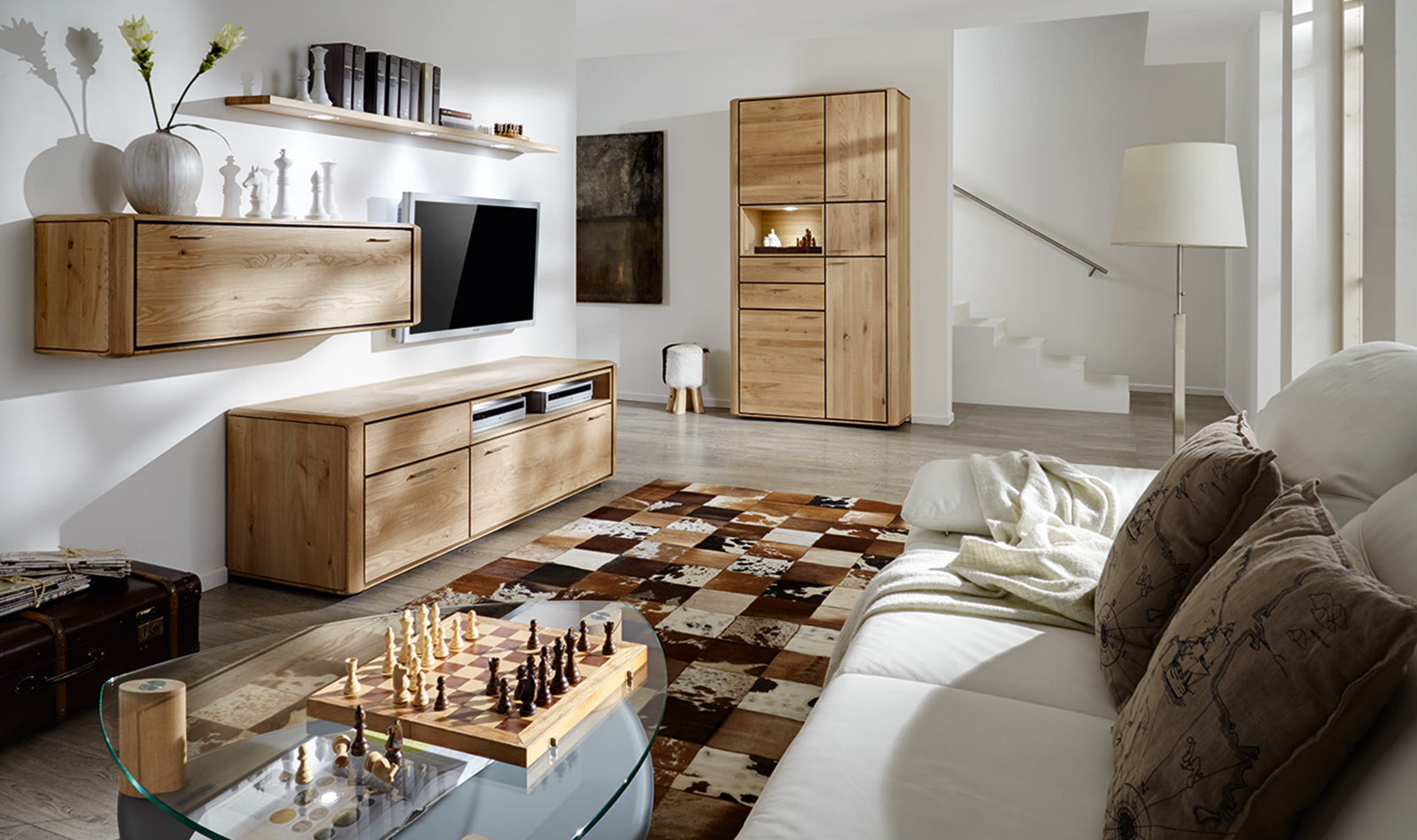 wohnzimmer programme emilio venjakob m bel. Black Bedroom Furniture Sets. Home Design Ideas