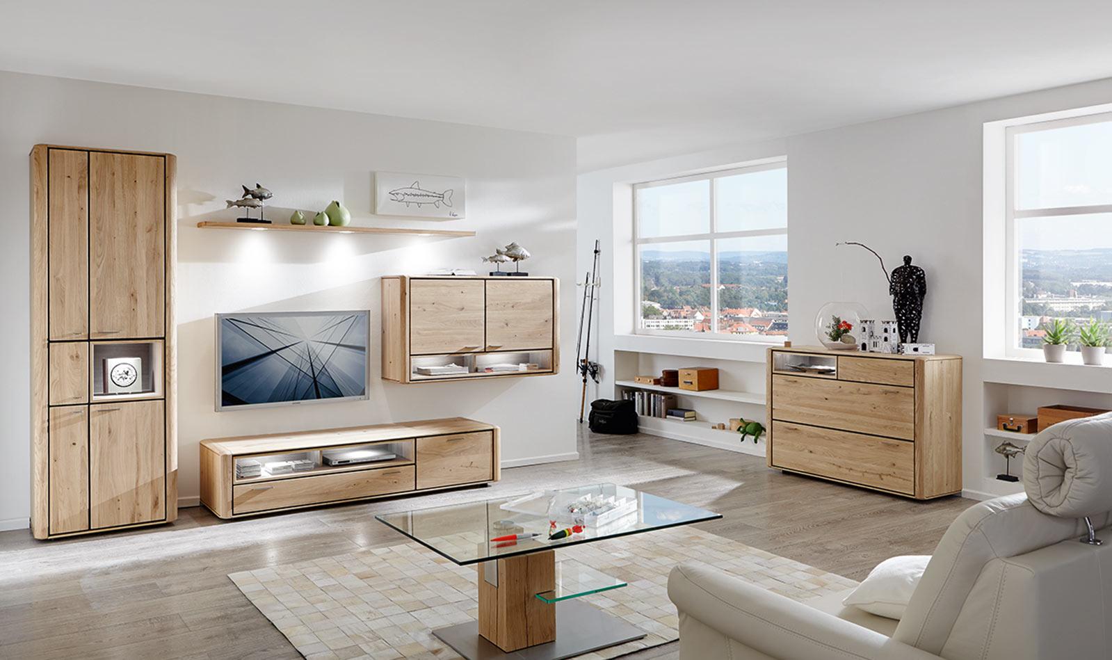 Wohnzimmer - Programme - emilio - Venjakob Möbel - Vorsprung durch ...