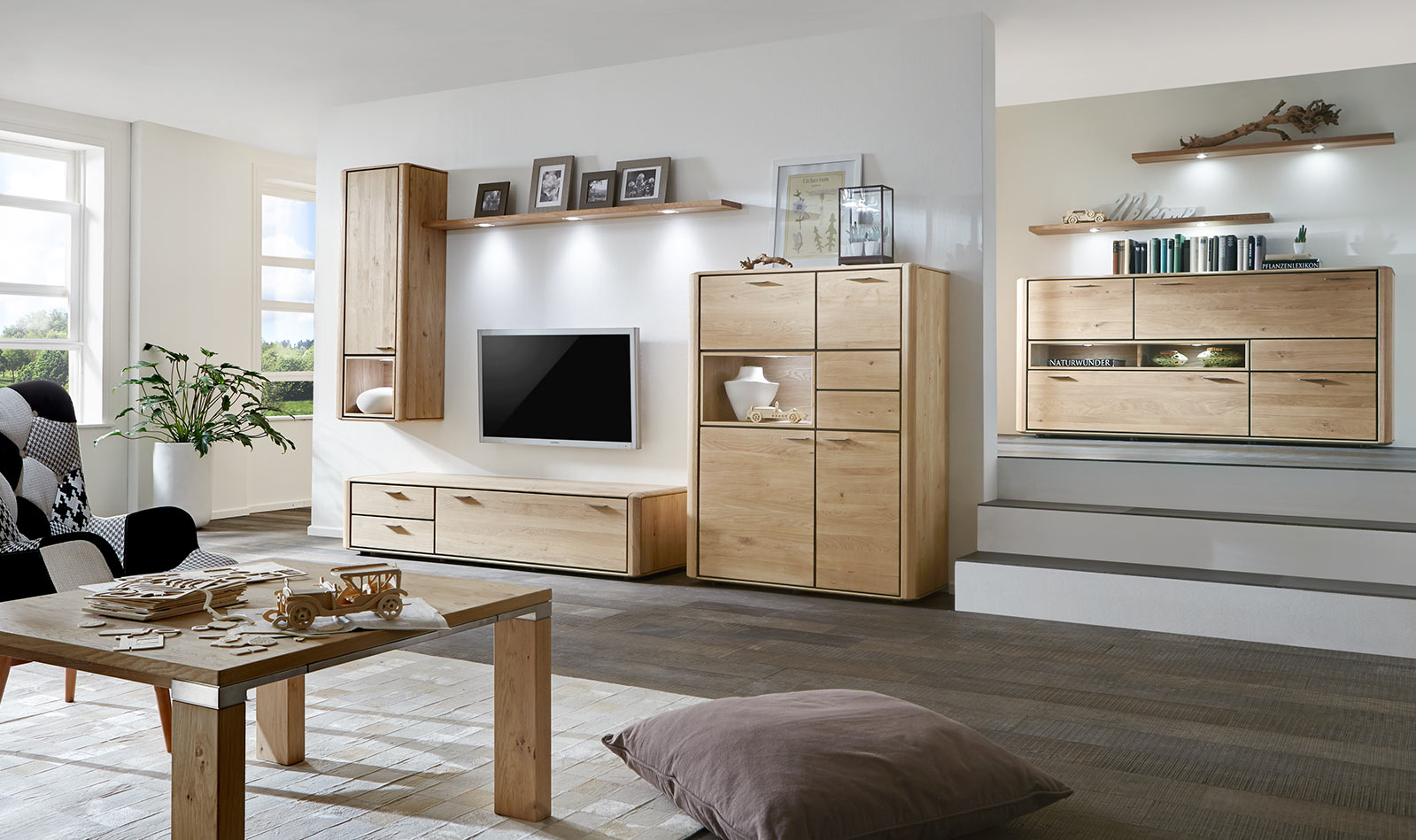 wohnzimmer programme emilio venjakob m bel vorsprung durch design und qualit t. Black Bedroom Furniture Sets. Home Design Ideas