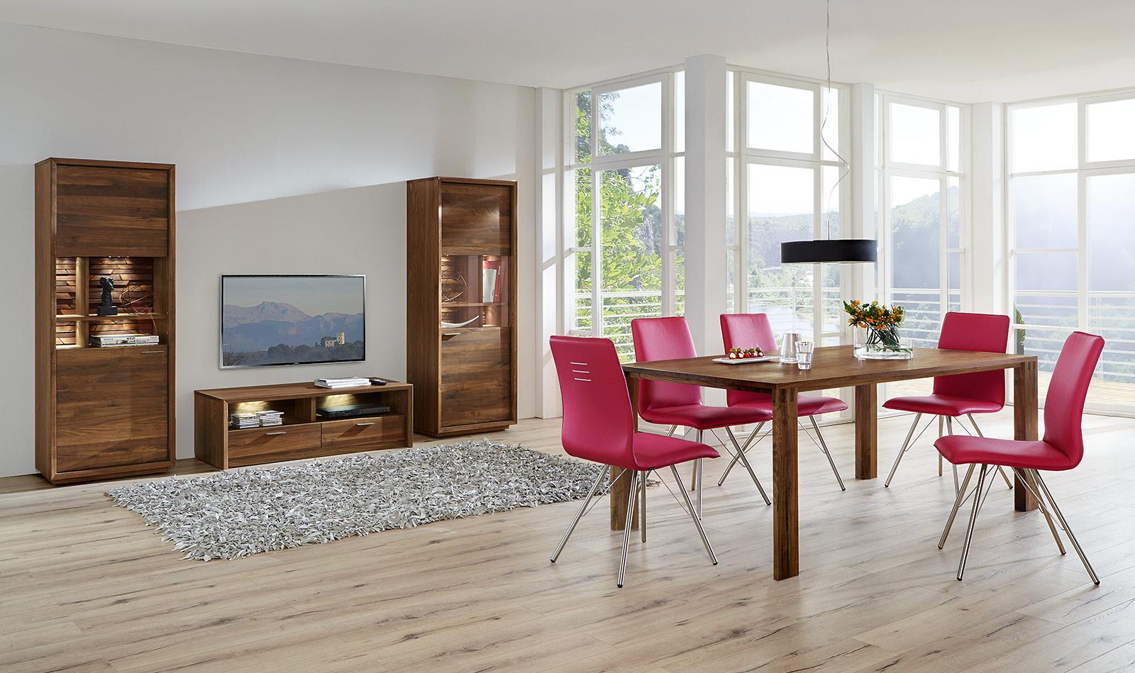 Esszimmer programme fino venjakob m bel vorsprung durch design und qualit t - Design esszimmer ...