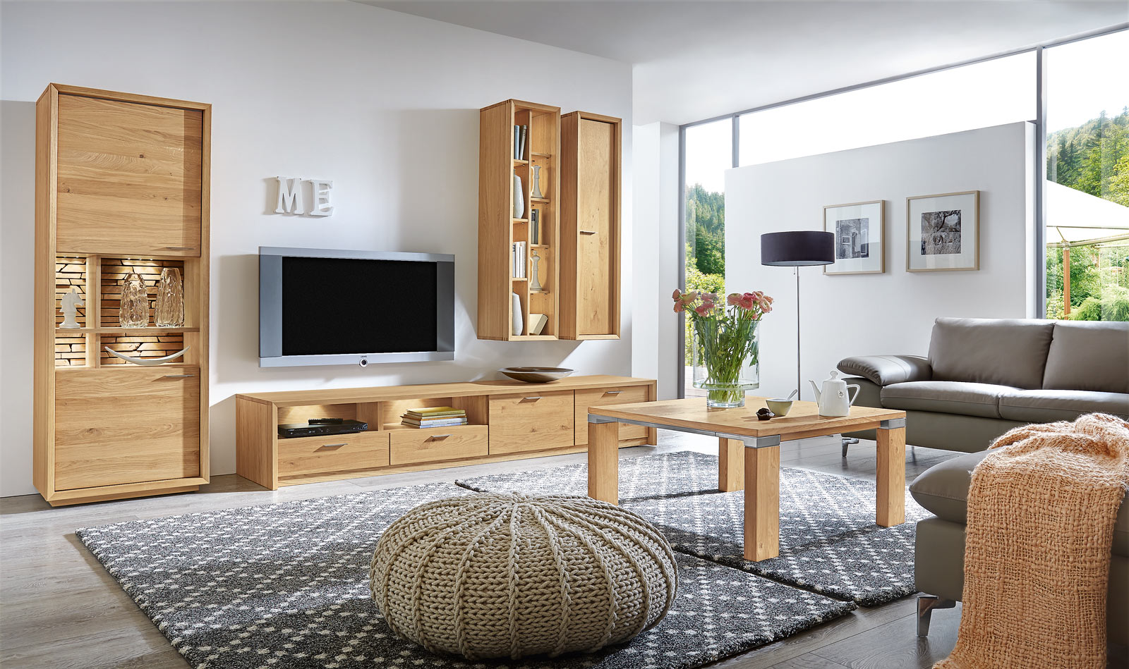 wohnzimmer programme fino venjakob m bel vorsprung durch design und qualit t. Black Bedroom Furniture Sets. Home Design Ideas