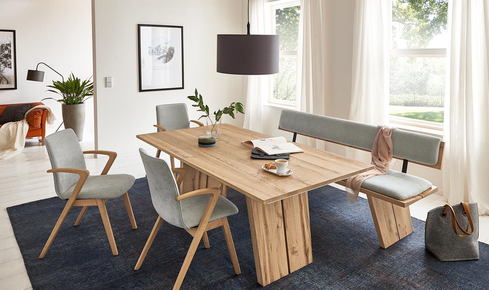 Bezaubernd Sessel Für Esstisch Dekoration Von 1796 Due | 3012 Kate | Solitärbank