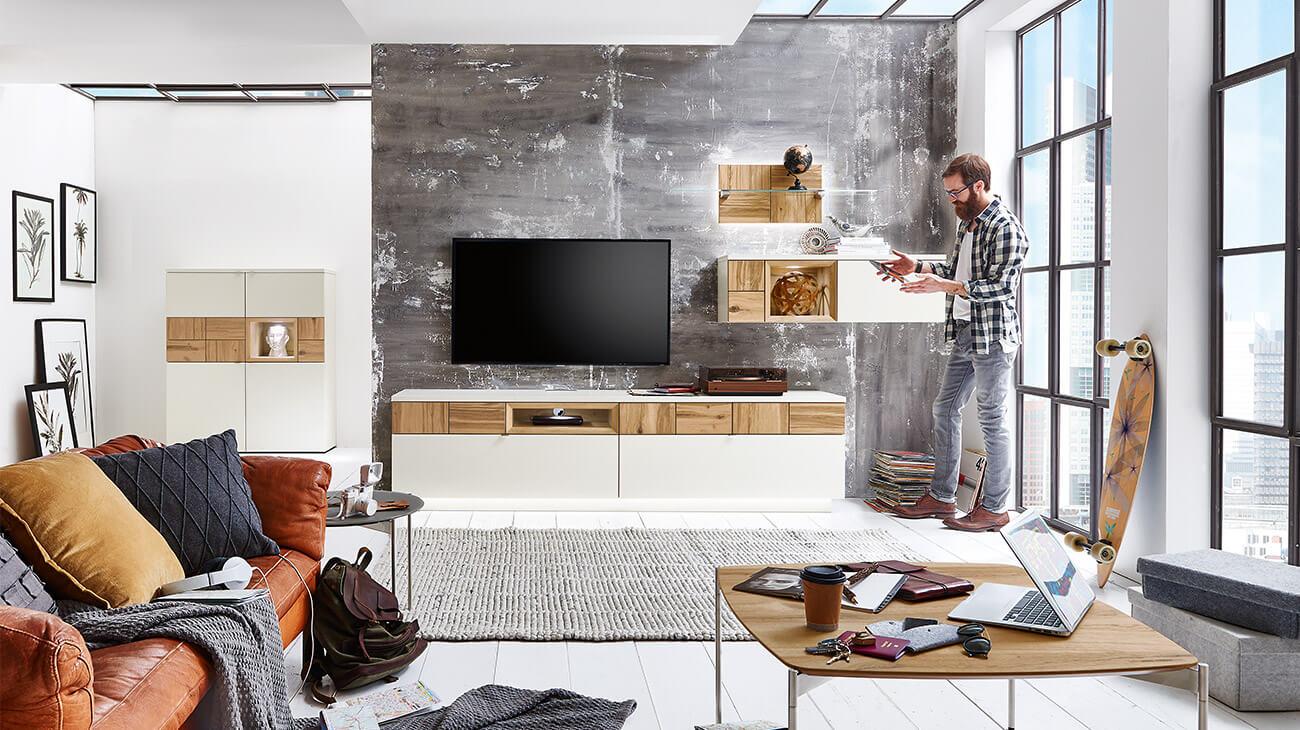 Wohnzimmer - Programme - kandu - Venjakob Möbel - Vorsprung durch ...