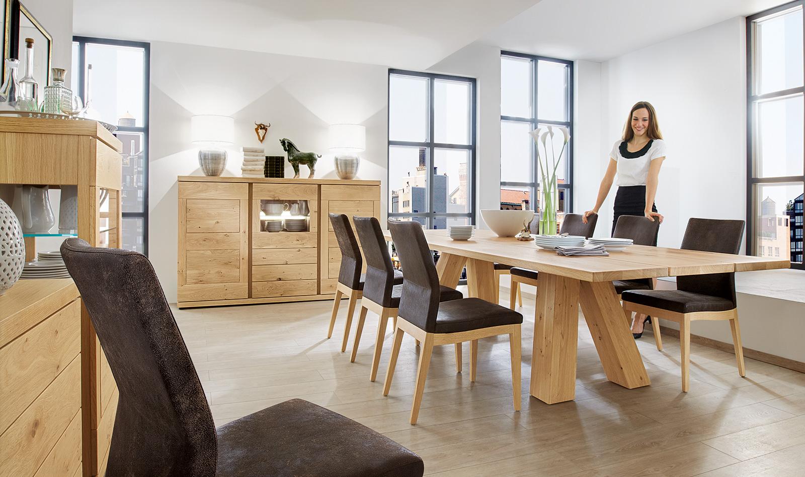 dining rooms ranges next level 6 0 venjakob m bel. Black Bedroom Furniture Sets. Home Design Ideas