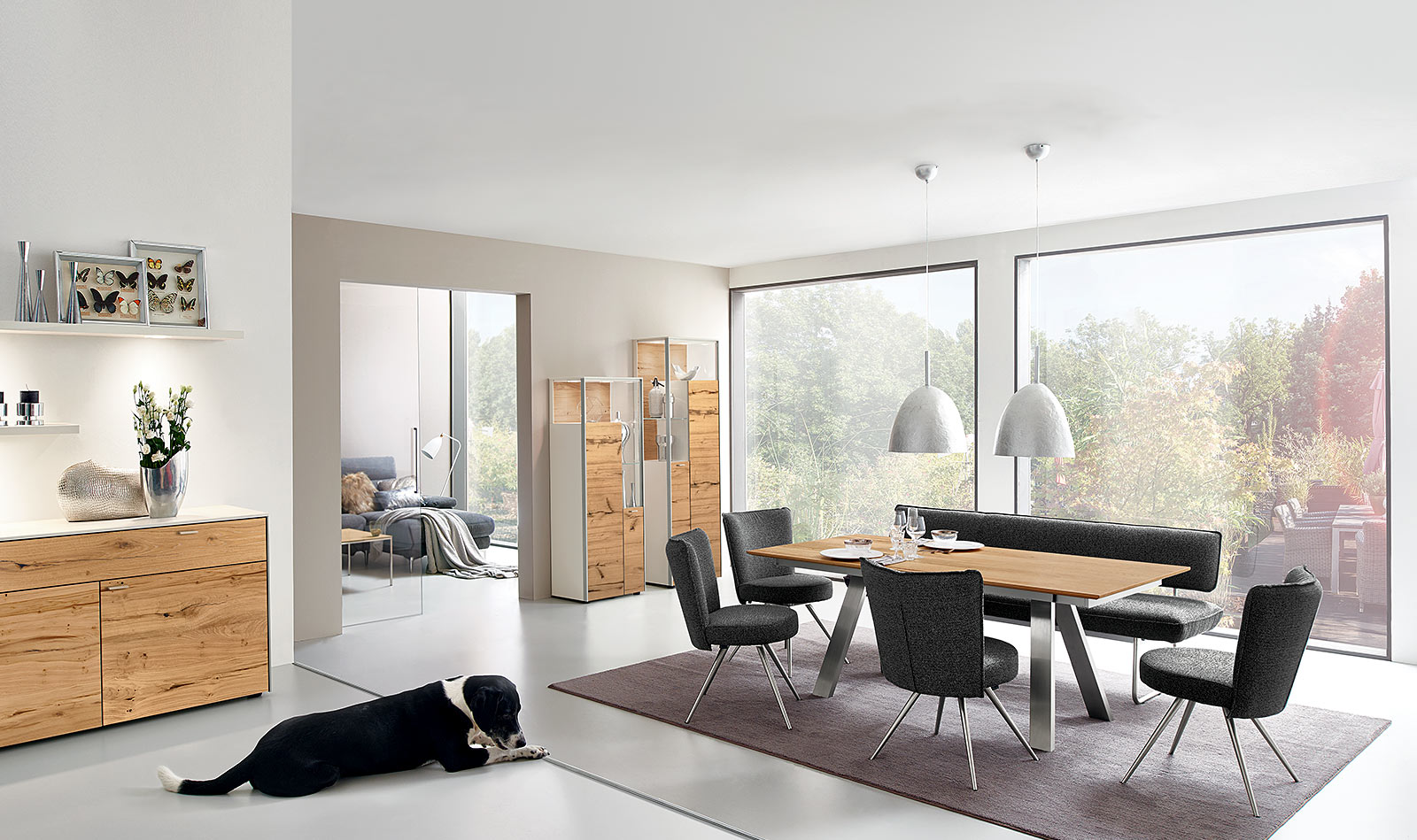 Dining Rooms Ranges Sentino Venjakob M 246 Bel