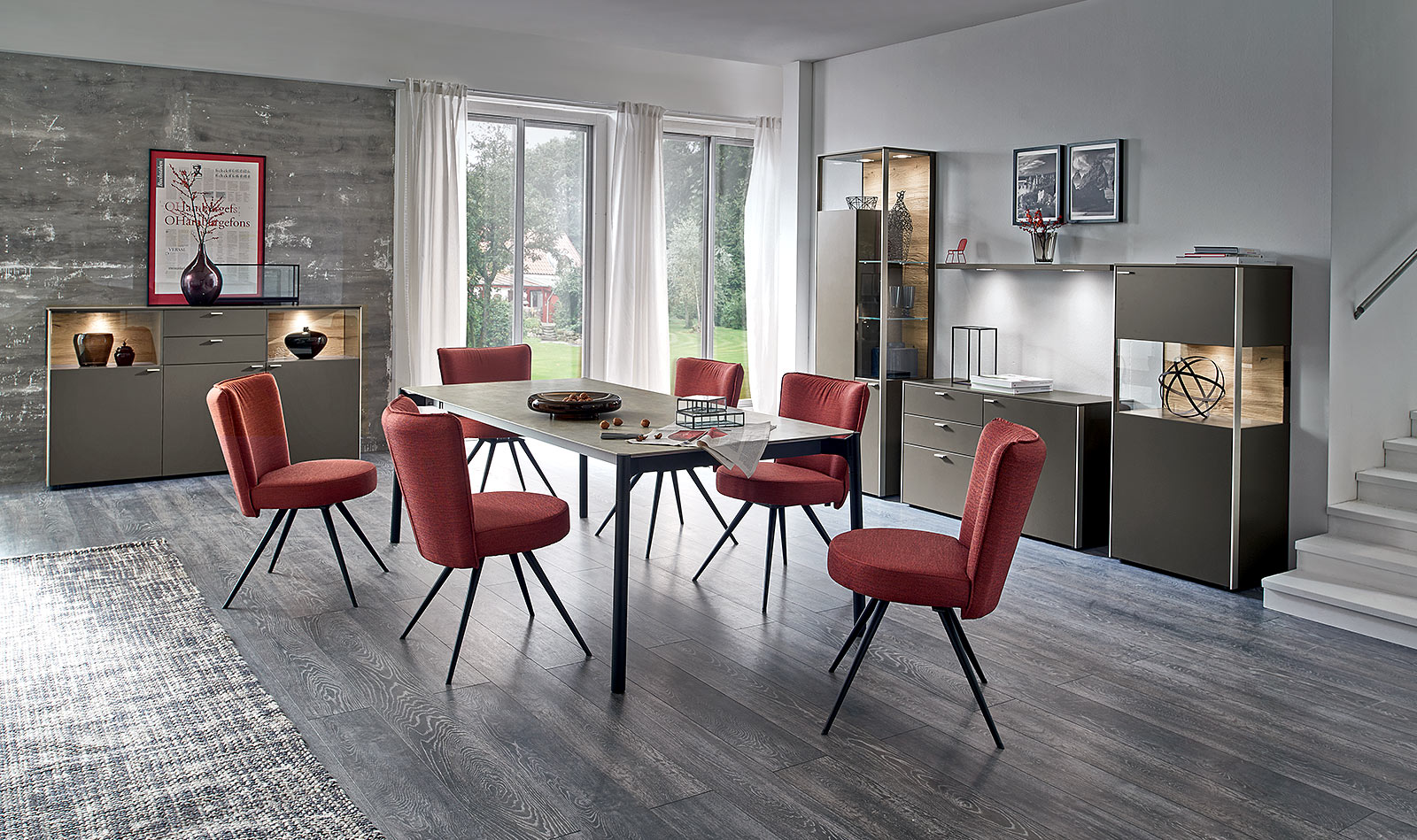 dining table 2366 mio plus chair leva sideboard 1852 recommendation se72