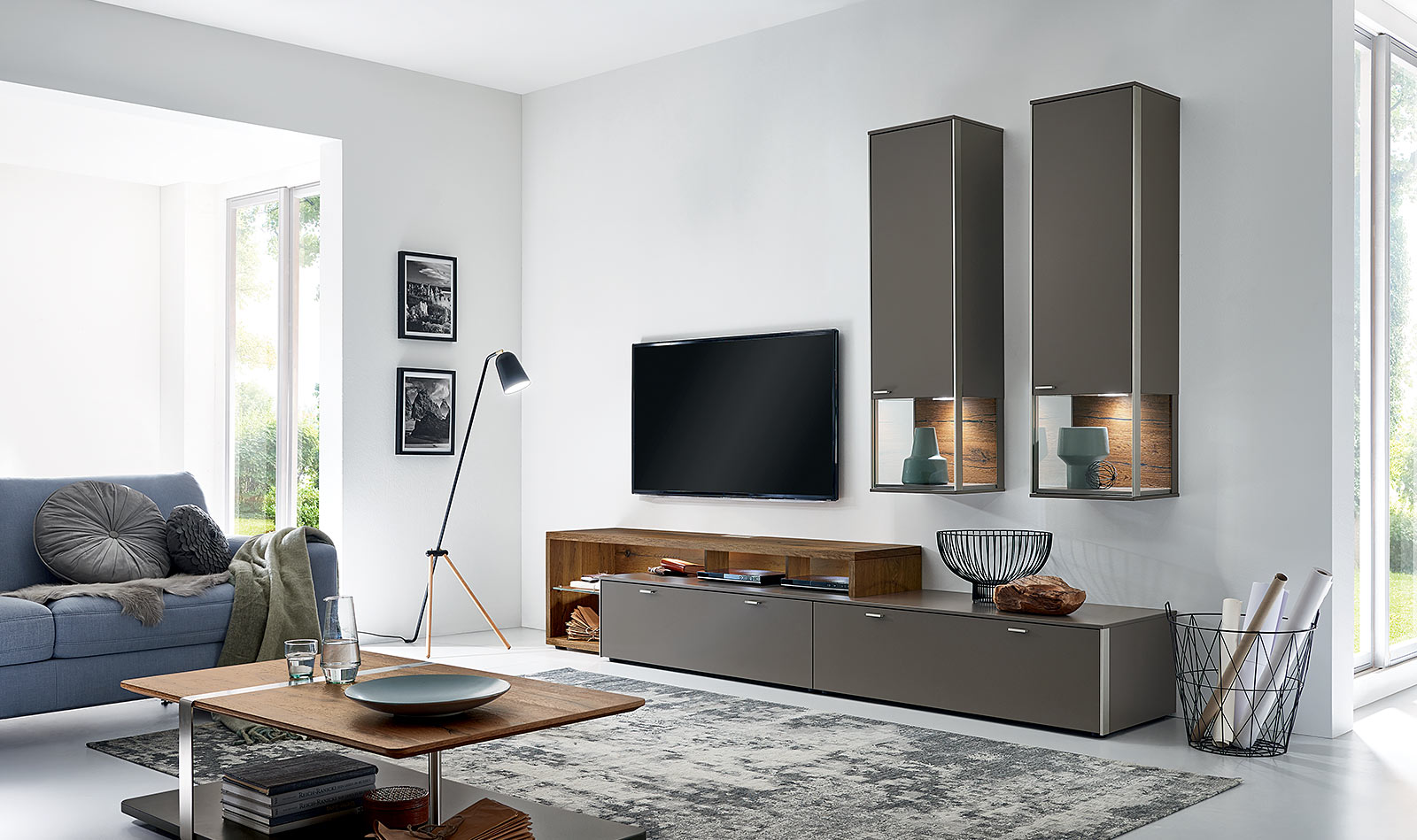 wohnzimmer programme sentino venjakob m bel vorsprung durch design und qualit t. Black Bedroom Furniture Sets. Home Design Ideas