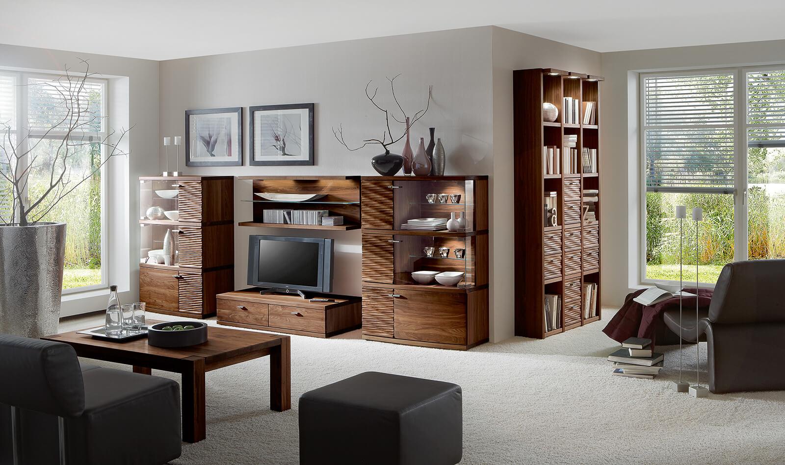 Wohnzimmer  Programme  xenia  Venjakob Möbel