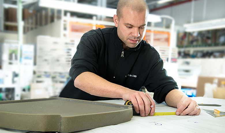 Custom-made special designs: That is our understanding of service.