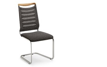 Chair + Armchair Lilli Plus from Venjakob